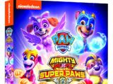Mighty Pups, Super Paws (Nickelodeon DVD)