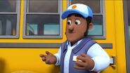 PAW Patrol Pups Save a School Bus Scene 11