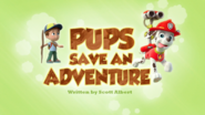 Pups Save an Adventure (HD)