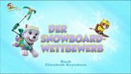 PAW Patrol – Helfer auf vier Pfoten Der Snowboardwettbewerb