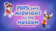 Pups Save Midnight at a Museum (temp)