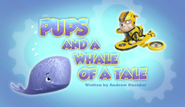 Pups and a Whale of a Tale (HD)