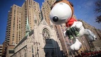 Macy's Thanksgiving Day parade in New York City (LIVE) USA TODAY