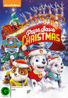 PAW Patrol Pups Save Christmas DVD New Zealand