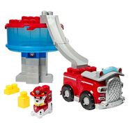 Spin Master Ionix Jr. PAW Patrol Marshall's Firetruck and Lookout Set