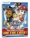 PAW Patrol Marshall and Chase on the Case! DVD Canada