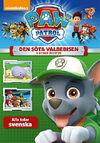 PAW Patrol Den söta valbebisen & andra äventyr DVD