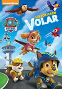 PAW Patrol All Wings on Deck DVD Latin America