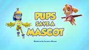 Pups Save a Mascot (HQ)