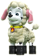 Marshall Sheep Disguise (transparent)