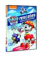 PAW Patrol Winter Rescues DVD Spain