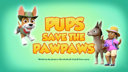 Pups Save the PawPaws (HQ)