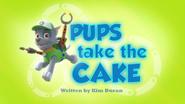 Pups Take The Cake 1