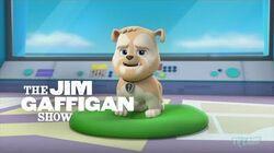 The Jim Gaffigan Show Jim Gaffigan on Nickelodeon's hit show Paw Patrol