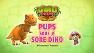 Pups Save a Sore Dino (HQ)