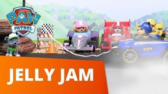 PAW Patrol Jelly Jam Toy Episode PAW Patrol Official & Friends