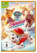 PAW Patrol Summer Rescues DVD Germany RTL