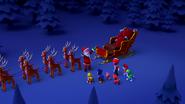 Reindeer and Pups