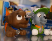 PAW Patrol Mer-Pup Rocky and Zuma Squirters