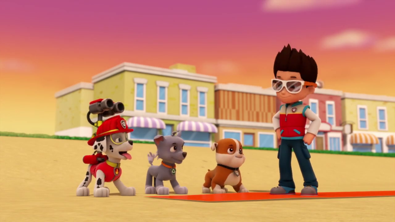 marshall gallery pups and the very big baby paw patrol wiki