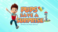 Pups Save a Surprise (HD)