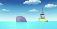 PAW Patrol - Baby Whale - Goodway Flounder