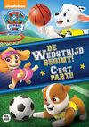 PAW Patrol Sports Day DVD Belgium-Netherlands