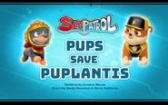 Pups Save Puplantis Titlecard