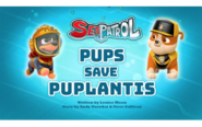 Pups Save Puplantis Titlecard