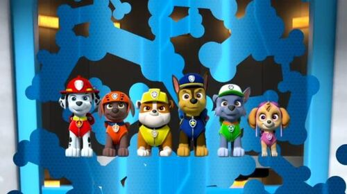 PAW Patrol Theme Song(Season 3)(North-American Version)
