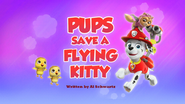 Pups Save a Flying Kitty (HQ)