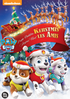 PAW Patrol Pups Save Christmas DVD Belgium-Netherlands