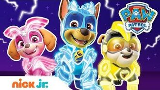 PAW Patrol Mighty Pups Charged Up! ⚡ Nick Jr.