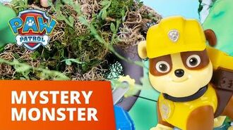 PAW Patrol Pups Save a Mystery Monster Toy Episode PAW Patrol Official & Friends