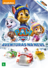 PAW Patrol The Great Snow Rescue DVD Brazil