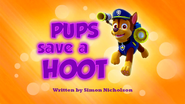 Pups Save a Hoot (HD)