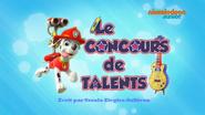 PAW Patrol La Pat' Patrouille Le Concours de talents