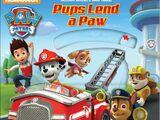 Pups Lend a Paw