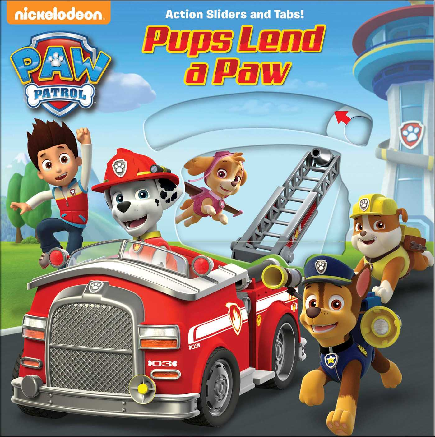 Pups Lend A Paw Paw Patrol Wiki Fandom Powered By Wikia