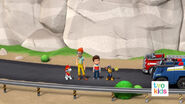 PAW Patrol Pups Save a Flying Kitty 43