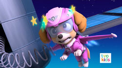 PAW Patrol Pups Save a Satellite Scene 23