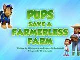 Pups Save a Farmerless Farm