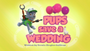 Pups Save a Wedding (HD)