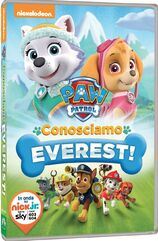 PAW Patrol Meet Everest! DVD Italy
