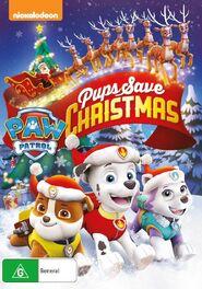 PAW Patrol Pups Save Christmas Australia