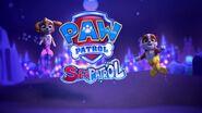 Paw patrol sea patrol mer pups skye and rubble