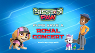 Mission PAW Pups Save a Royal Concert (HQ)