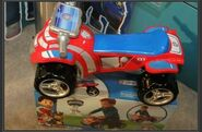 Ryder's ATV vehicle toy