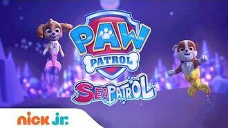 PAW Patrol 'Pups Save Puplantis!' Sea Patrol Trailer FULL Episode Jan. 15th on Nick Jr