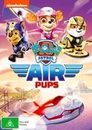 PAW Patrol Air Pups DVD Australia